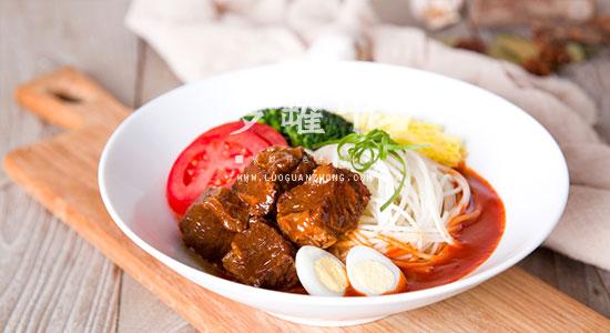 番茄牛肉米粉