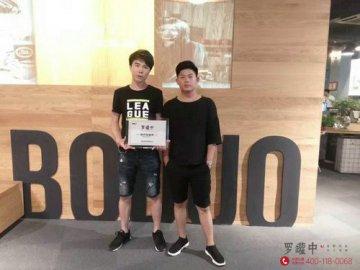 【内蒙赤峰区域】恭喜宋先生和吴先生签约内蒙古赤峰罗罐中加