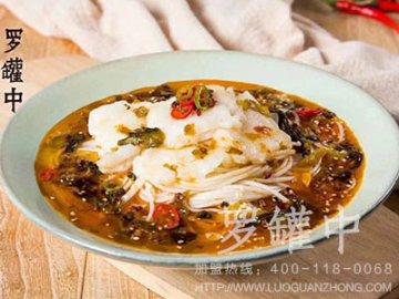 在杭州加盟一家罗罐中米粉店大概需要多少钱