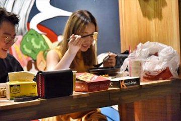 罗罐中米粉加盟店 一家适合女性的特色加盟店