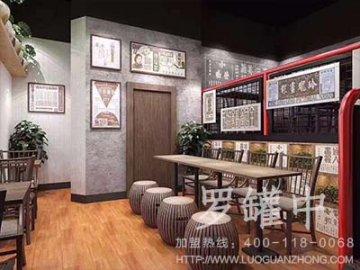 加盟罗罐中要多少钱 杭州开米粉店的多吗